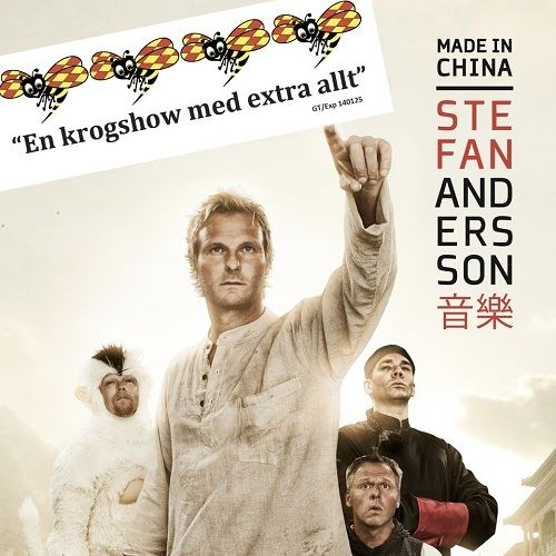 Made in China - av och med Stefan Andersson