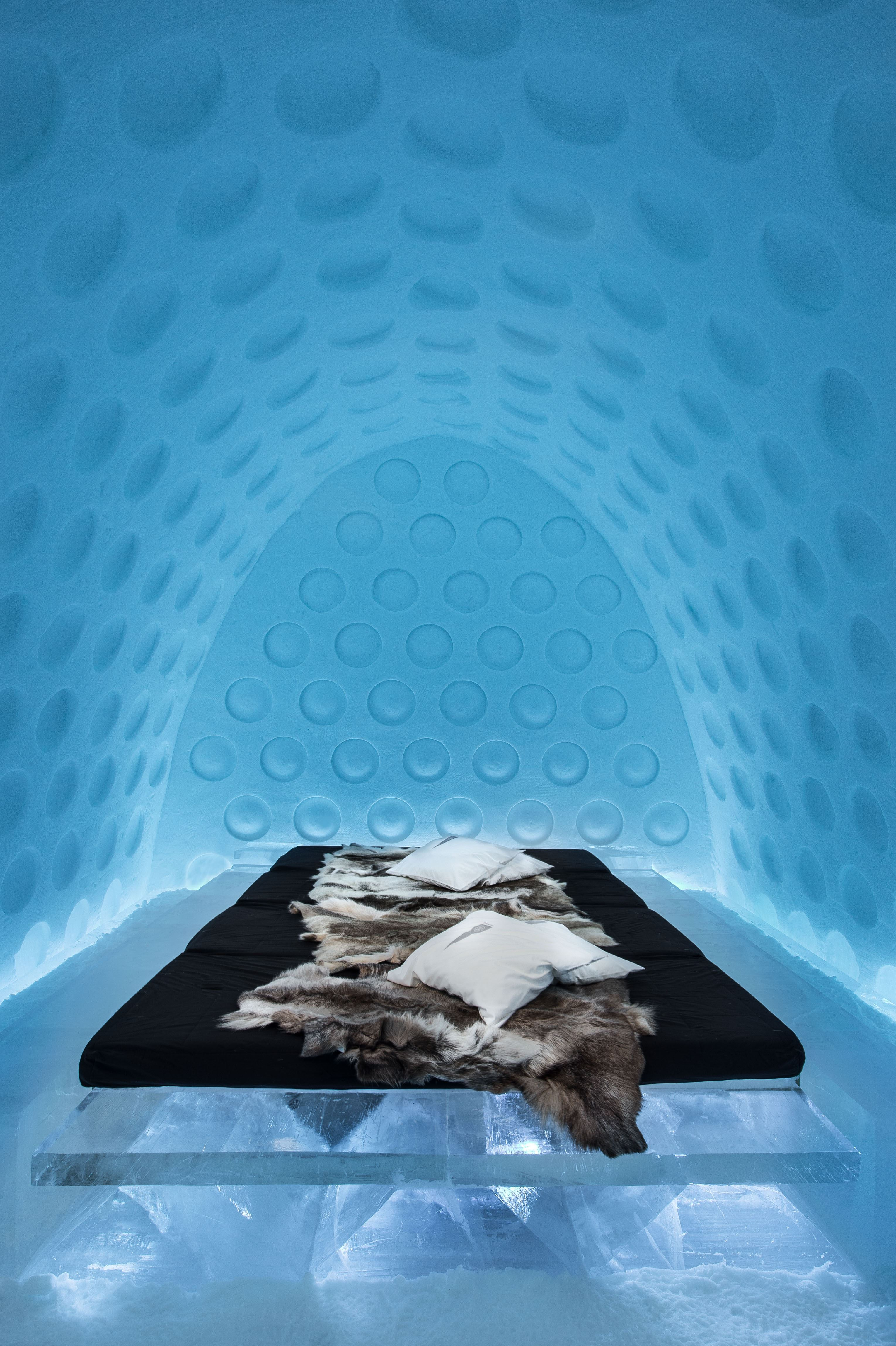 ICEHOTEL recommend