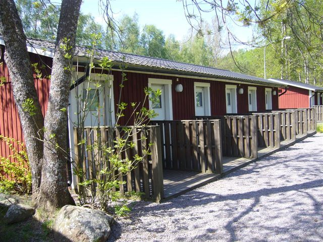 First Camp Kolmården / Stugor
