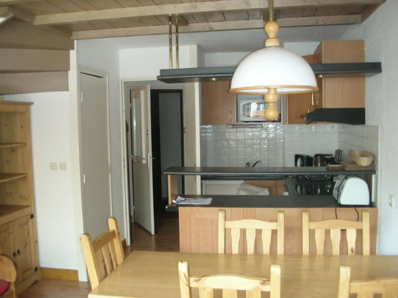 Lac Blanc 708 / Duplex apartment 6 people