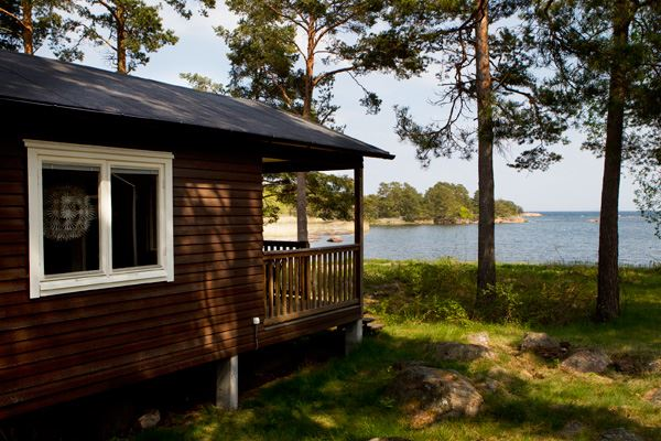 First Camp Gunnarsö / Cottages