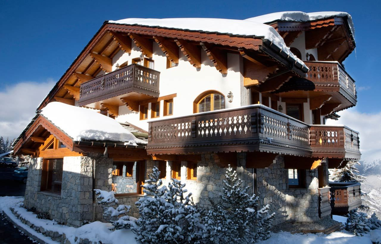 Chalet Lac Bleu - Appartement Chanrossa
