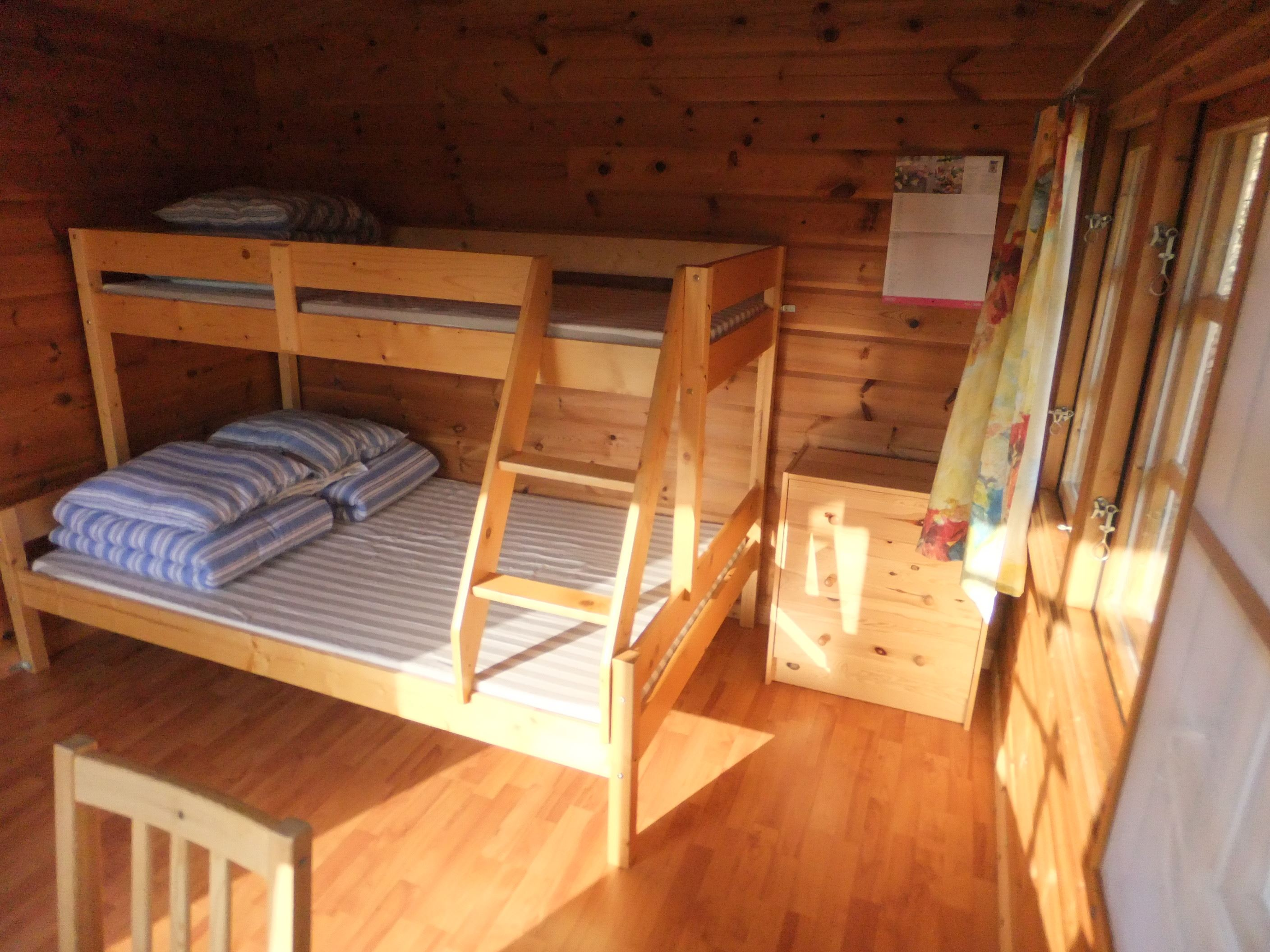Camping Tiveden / Cabins