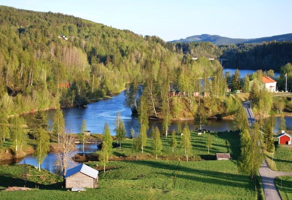 Ramsele Camping & Bad / Cottages