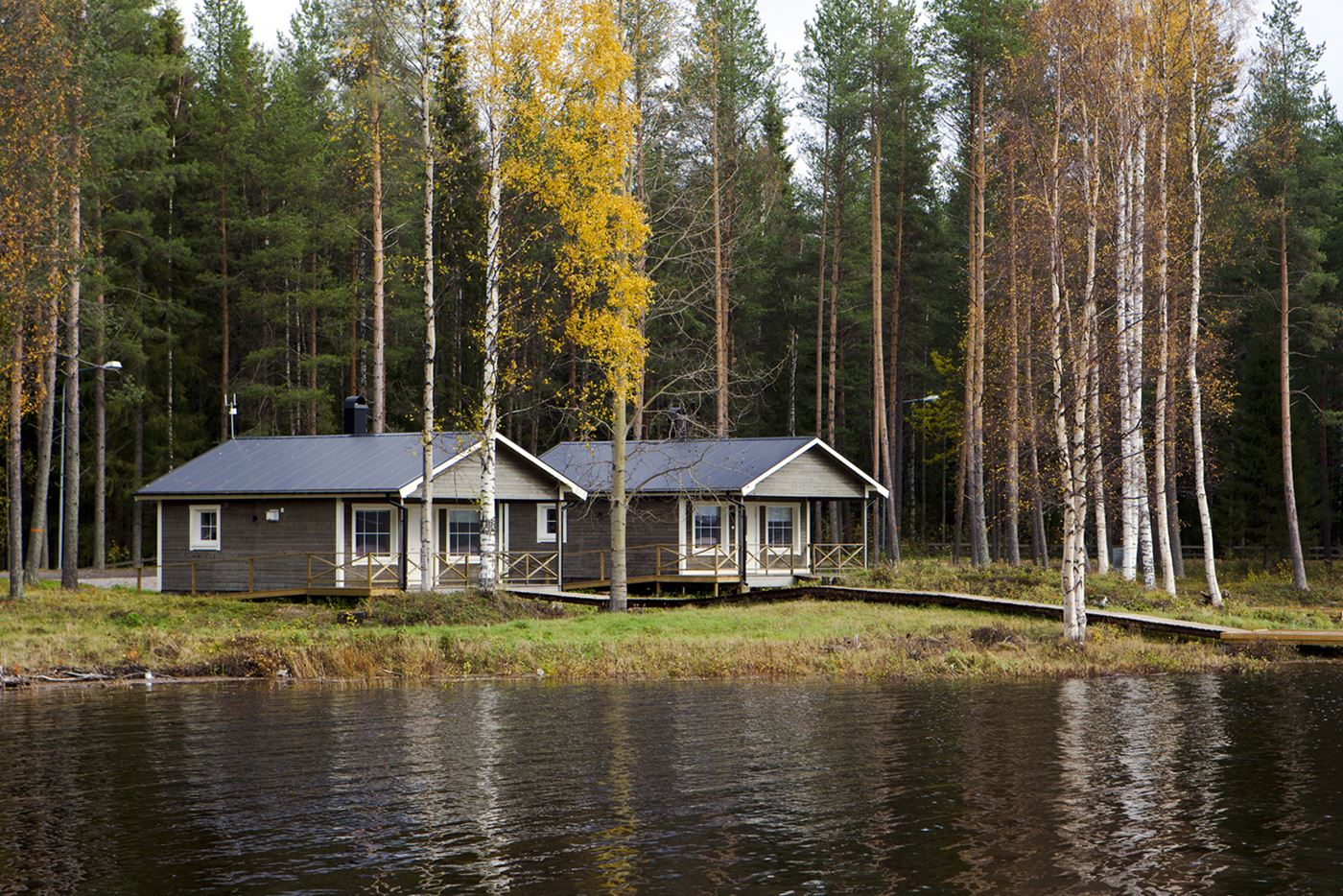First Camp Luleå / Cottages