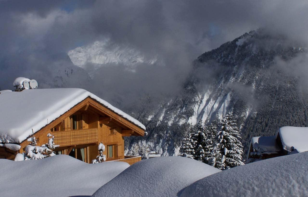 CHALET LA FENIERE : Chalet for 12 people