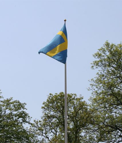 Nationaldagen på Svaneholm