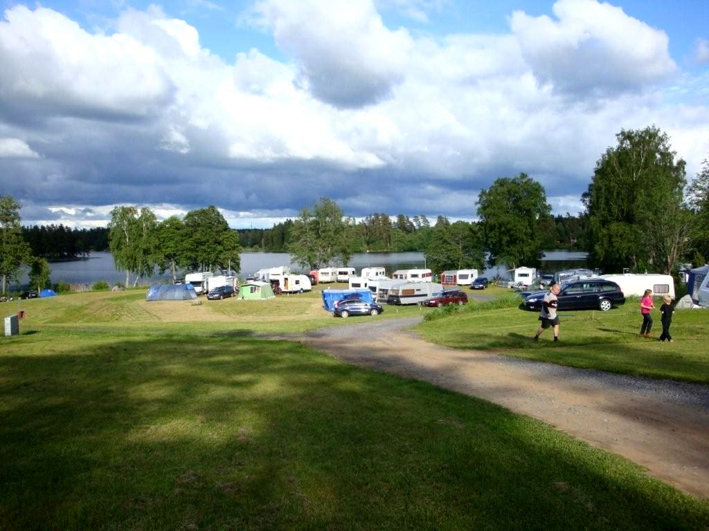 Lovsjöbadens Camping / Cottages
