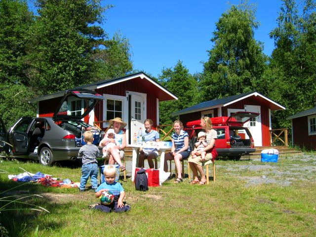 Kapellskärs Camping / Cottages