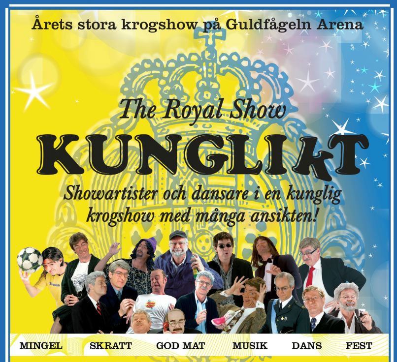 KUNGLIKT - The Royal Show