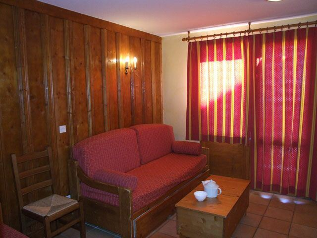 CHALET 6 LES BALCONS 646 / 2 rooms 4 people