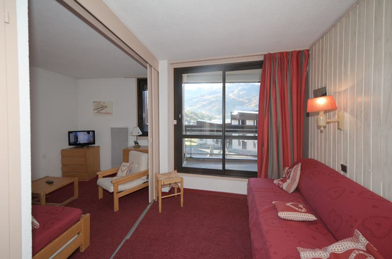 2 Rooms 4 Pers ski-in ski-out / CORYLES B 454