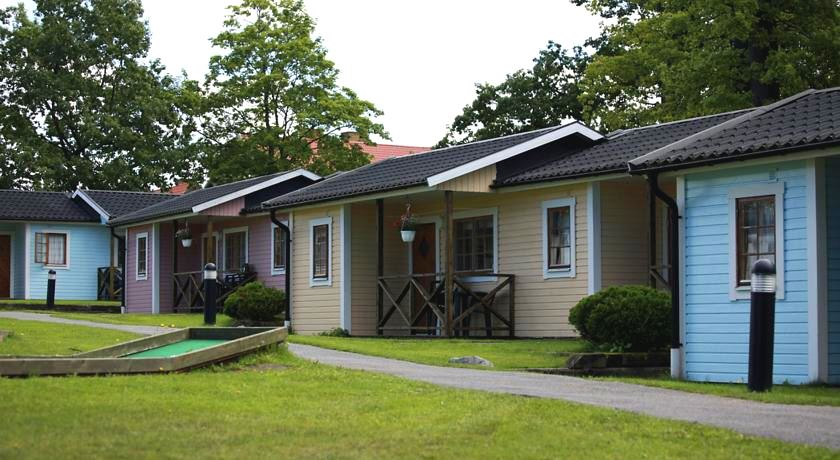 Villa Björkhagen / Cottages