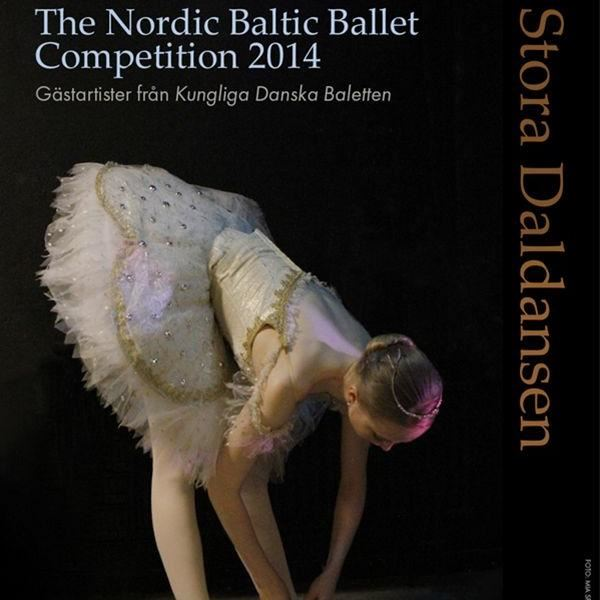Stora Daldansen - The Nordic Baltic Ballet Competition 2014