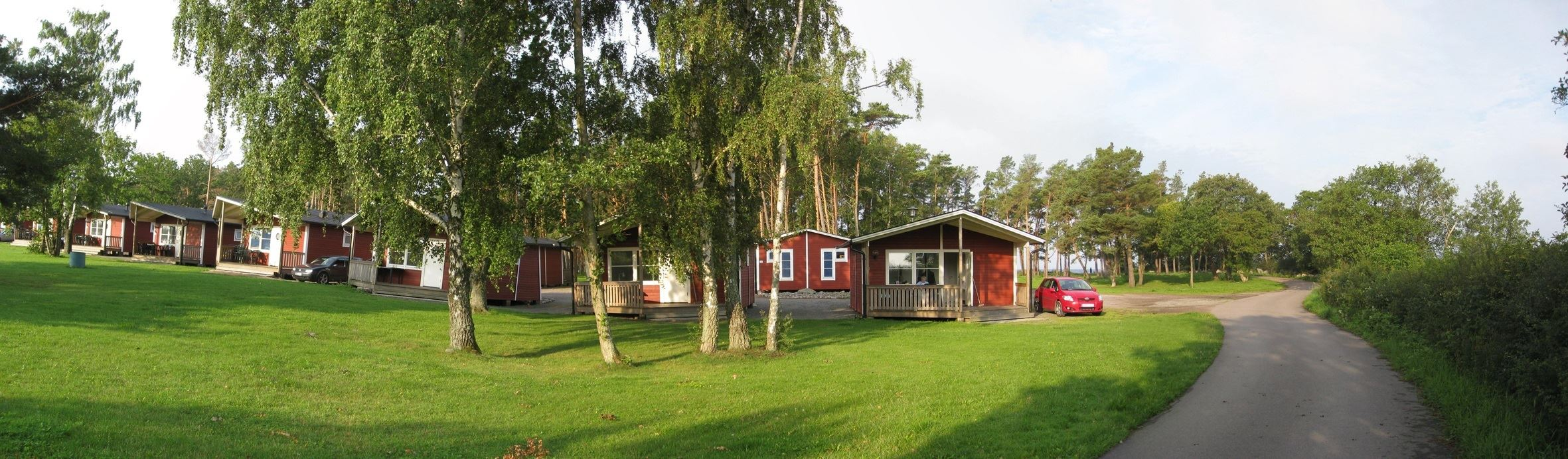 Kapelludden Camping & Stugor / Cottages