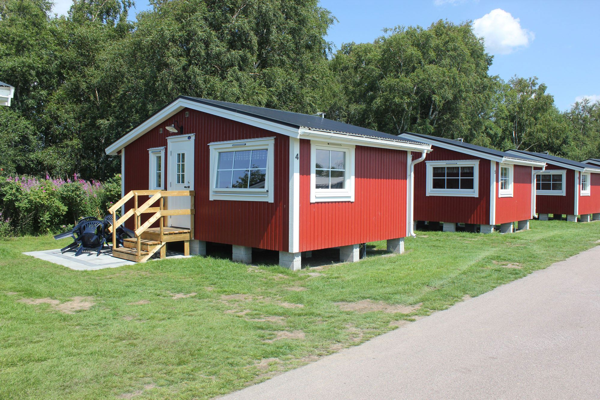 Hagöns Camping / Cottages