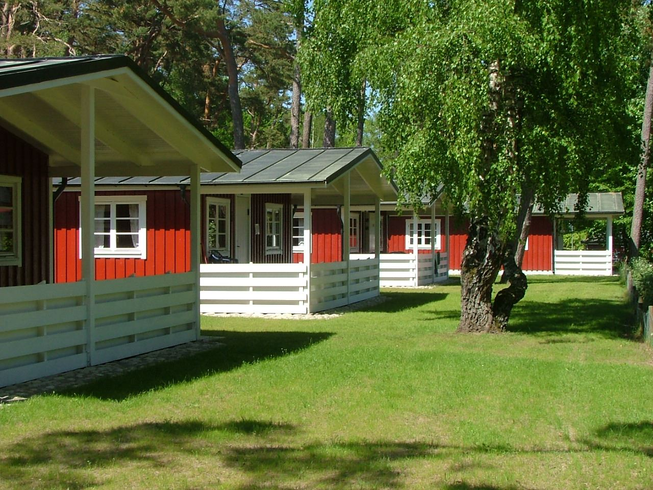 First Camp Torekov / Cottages