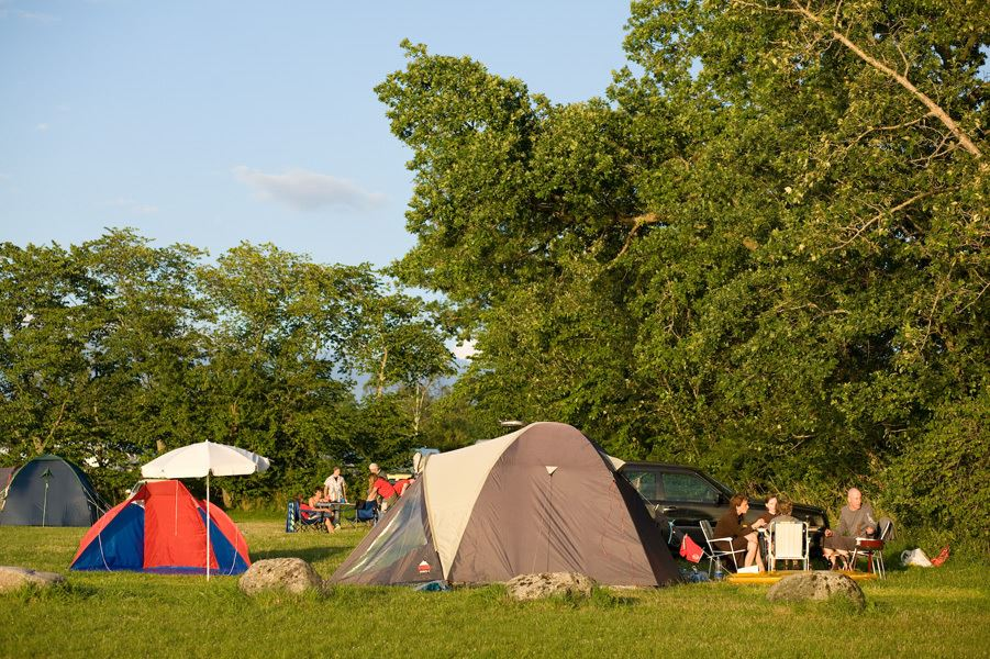 Lundegårds Camping / Camping