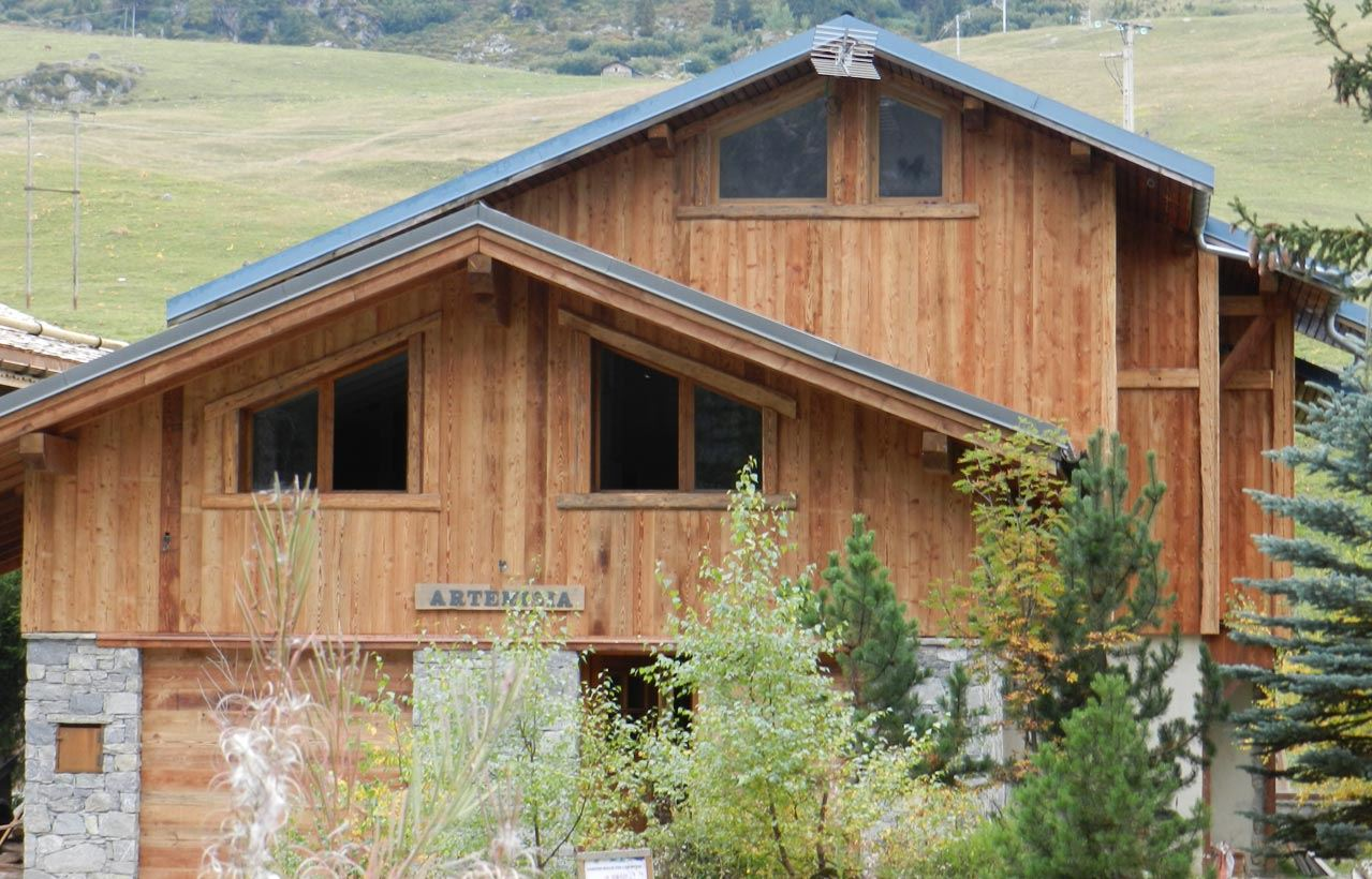 CHALET ARTEMISIA: Chalet for 11 people + 2