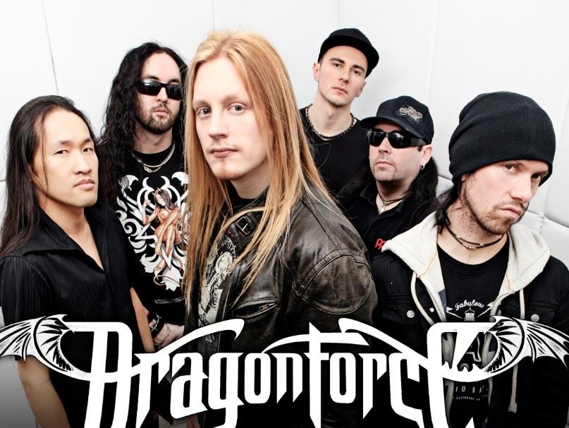 Dragonforce - OBS! ÄNDRAD LOKAL