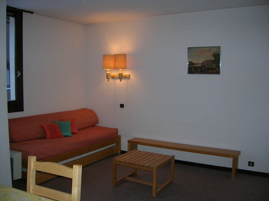 2 Rooms 4 Pers ski-in ski-out / CORYLES B 451