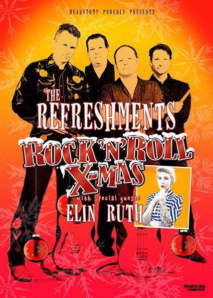 THE REFRESHMENTS - Rock ´n´Roll X-mas