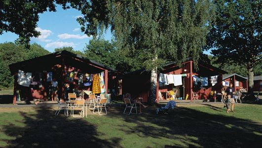 Lundegårds Camping / Cottages