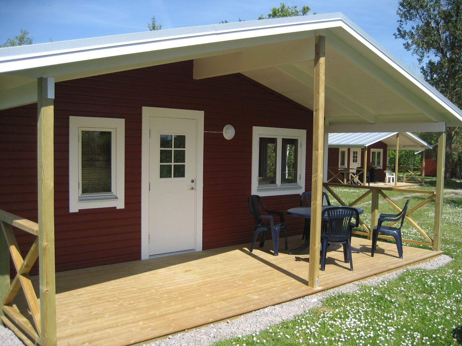 Stenåsa Stugor & Camping/ Cottages
