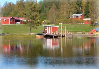 Antjärns Camping and cottages