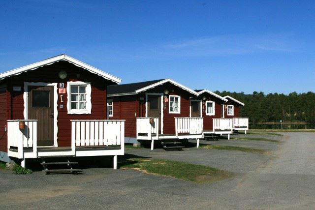 Sorsele Camping / Cabins